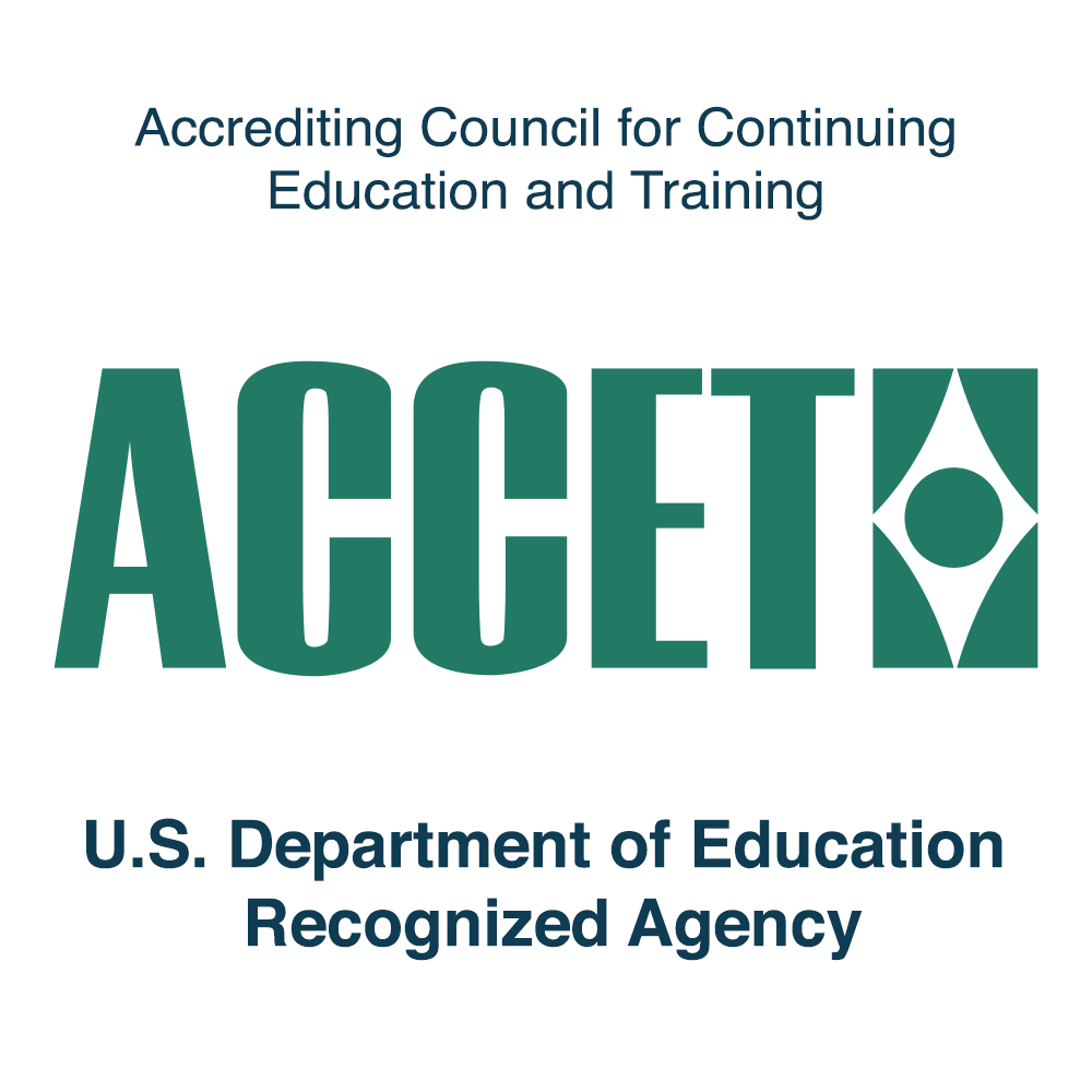 ACCET accreditation