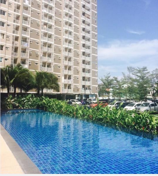 Apartment of Mikki, a teacher in Thailand