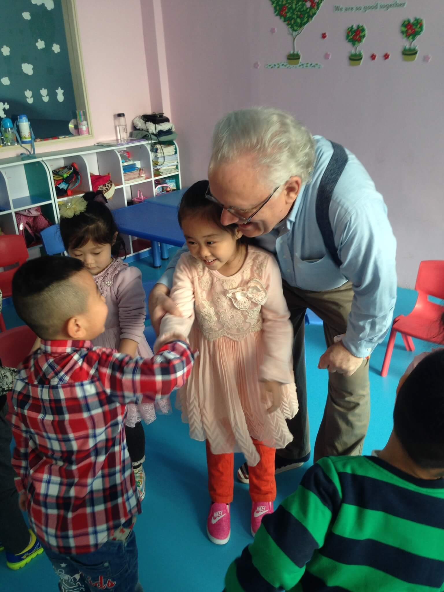 Alan Tomko EFL teacher in China