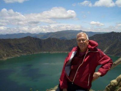 Wes, ESL teacher in South America