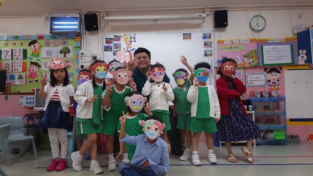 TEFL Teacher in China