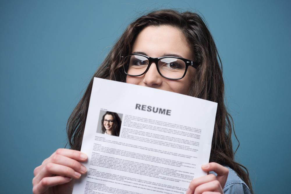 TEFL resume
