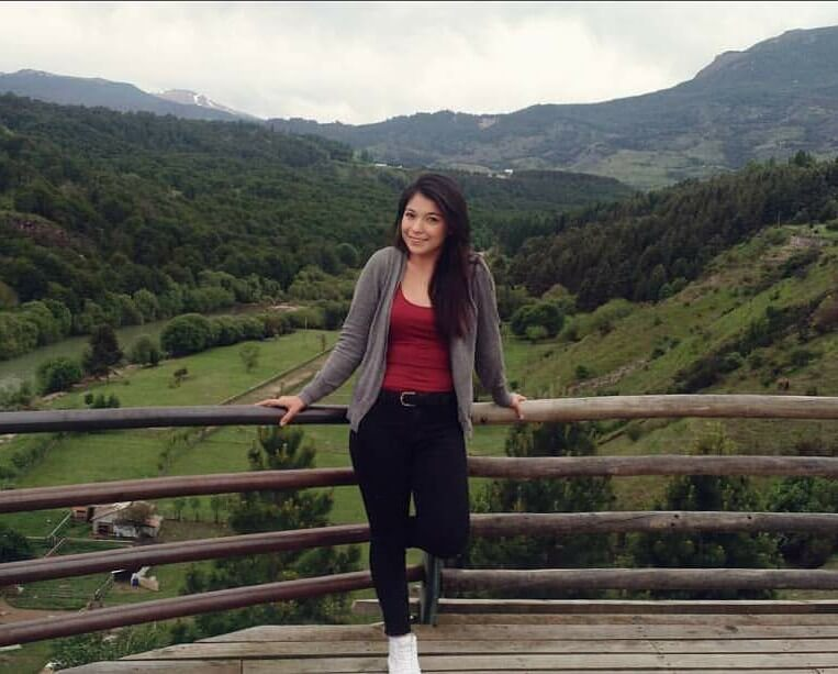 Romina, Argentinian English teacher in Chile