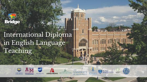 IDELTOnline Course With University Affiliation