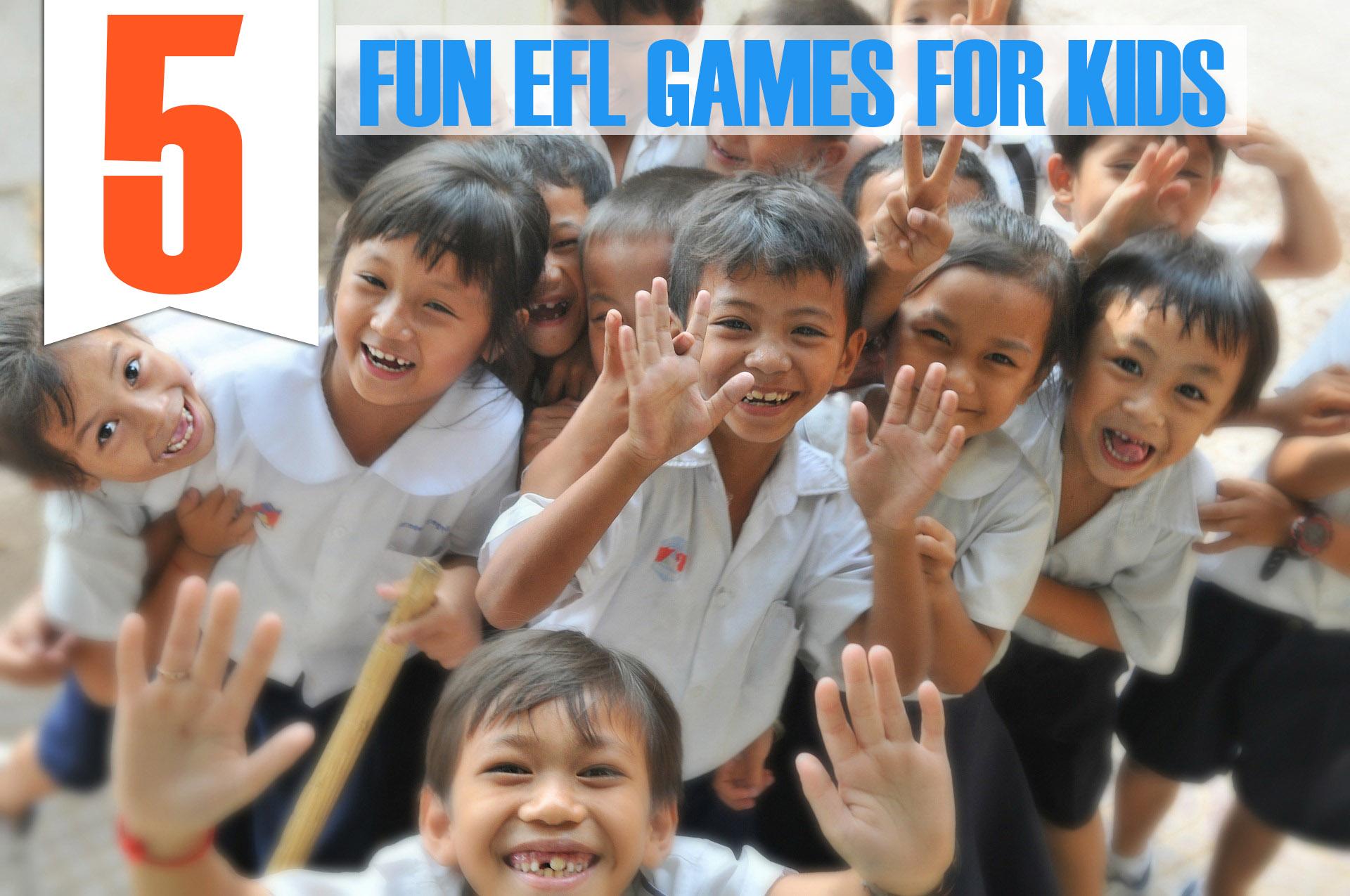 5 fun efl games for kids bridgetefl