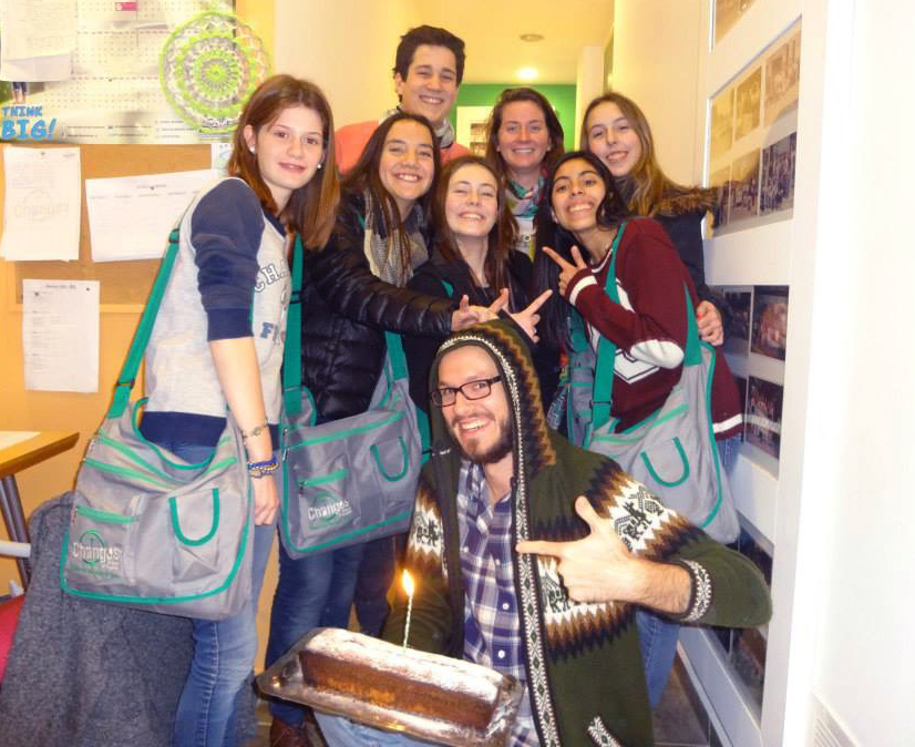 Teach in Argentina