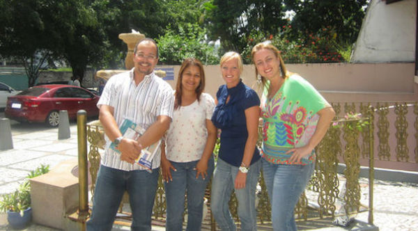 TEFL Teacher in Brazil