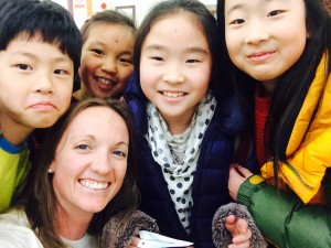 TEFL teacher in South Korea