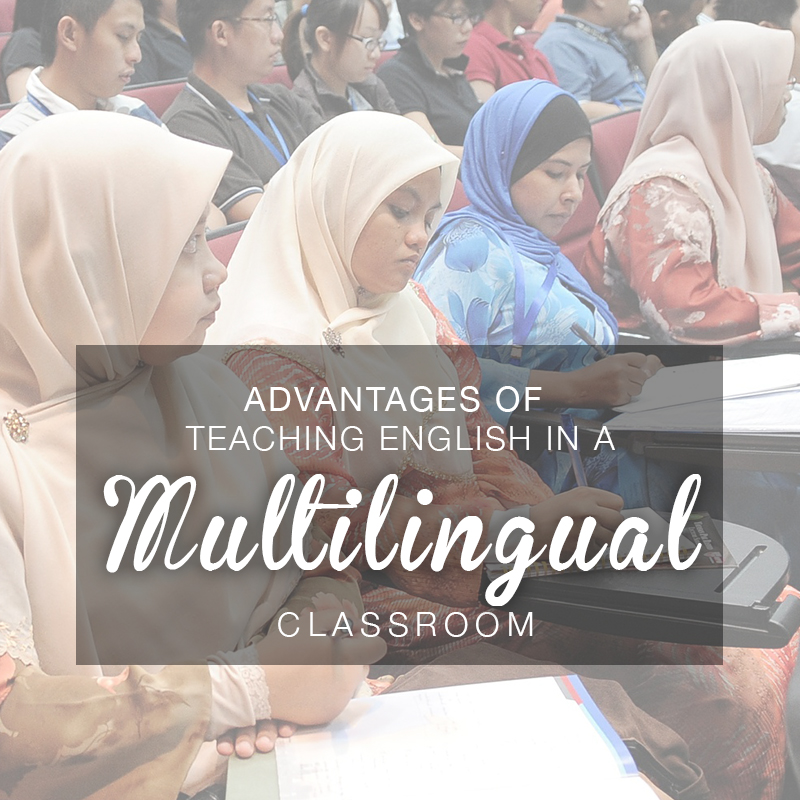 Teaching English in a Multilingual Classroom