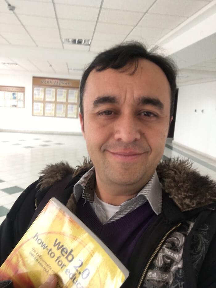 Feruz, University Teacher in Uzbekistan