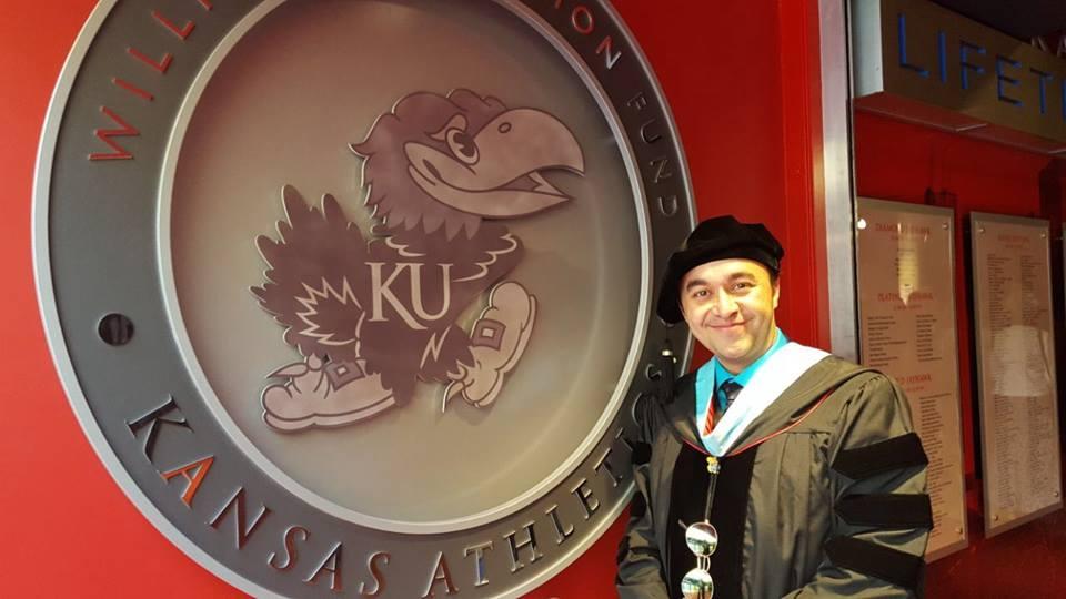 Feruz, BridgeTEFL Graduate