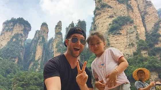 Colby, Online ESL Teacher in China