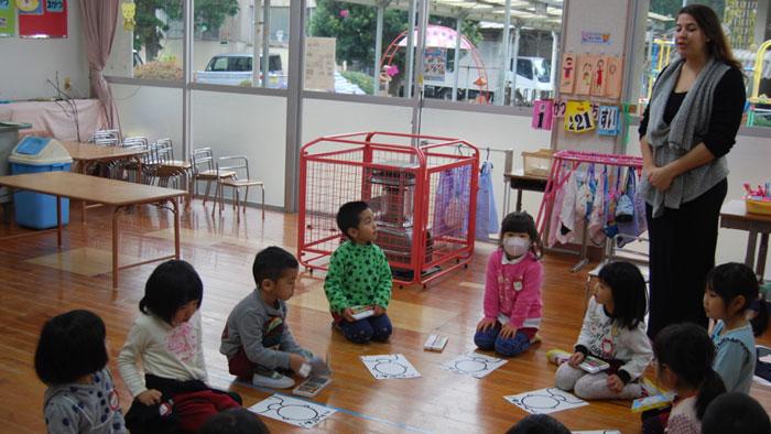 A BridgeTEFL grad teaching in Japan.