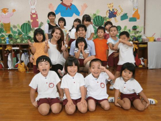 JET Program teacher in Japan
