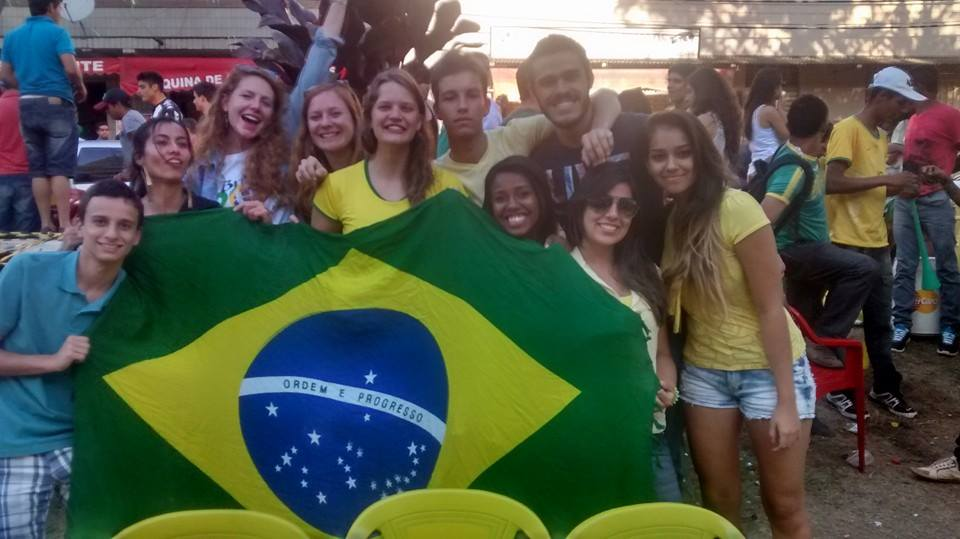 Maggie, Teacher in Brazil