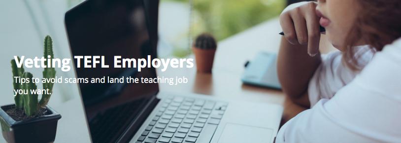 Bridge Job Board Vetting Employers