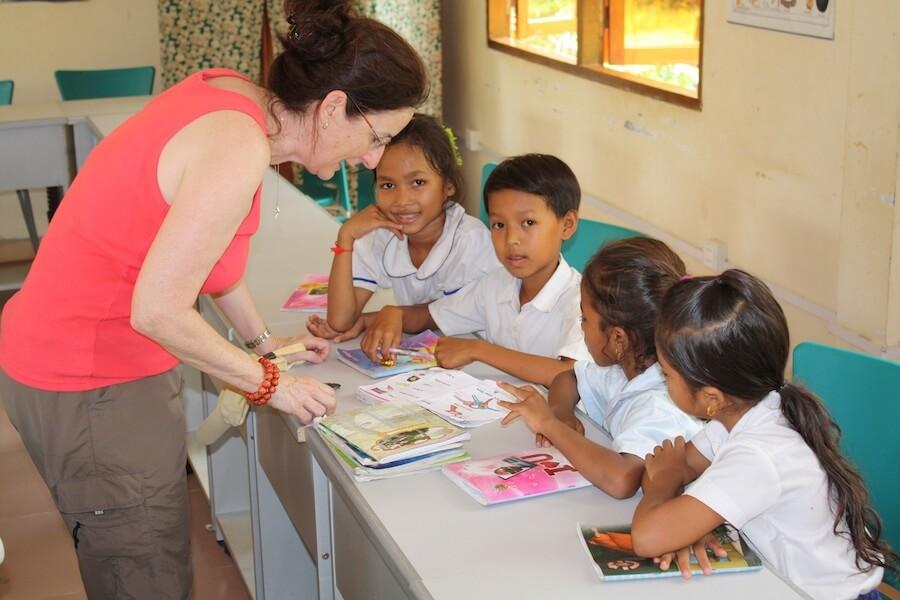 English Teacher in Asia