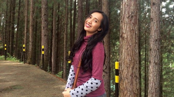 April, Filipino English teacher in Chile