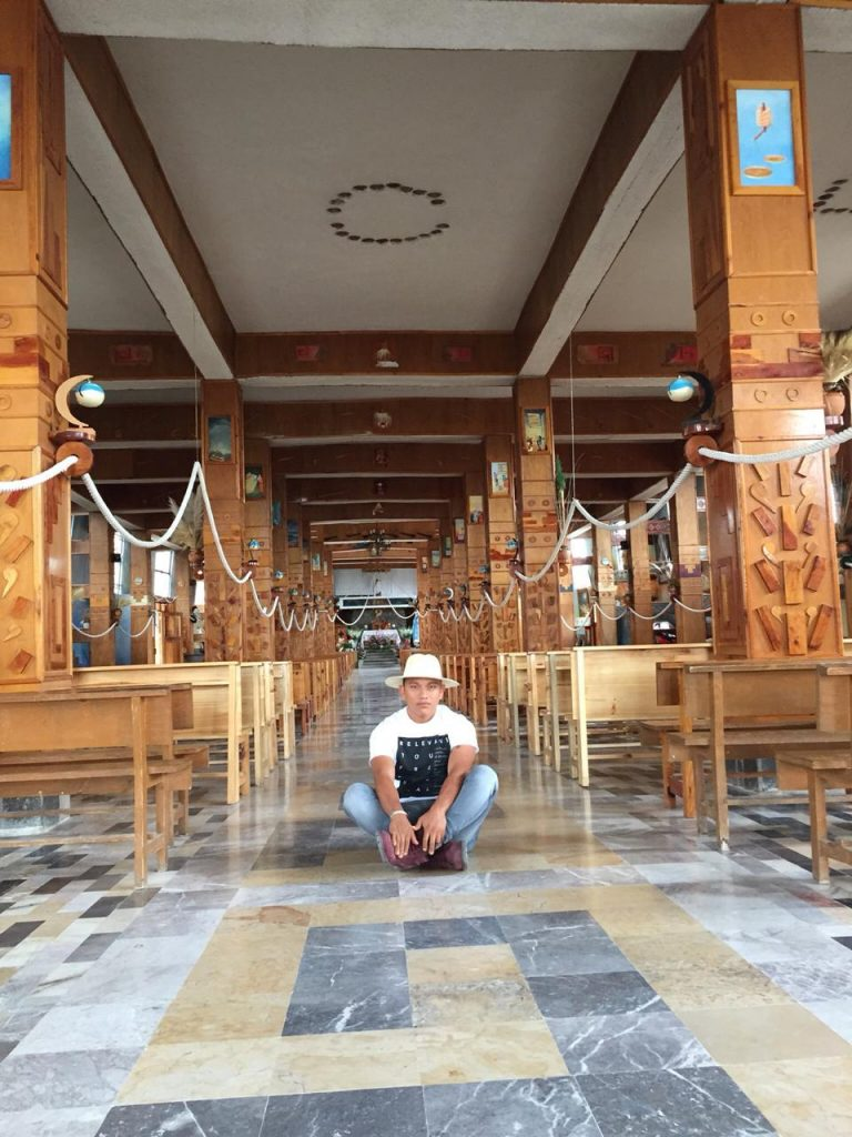 Dariel, English student in Mexico
