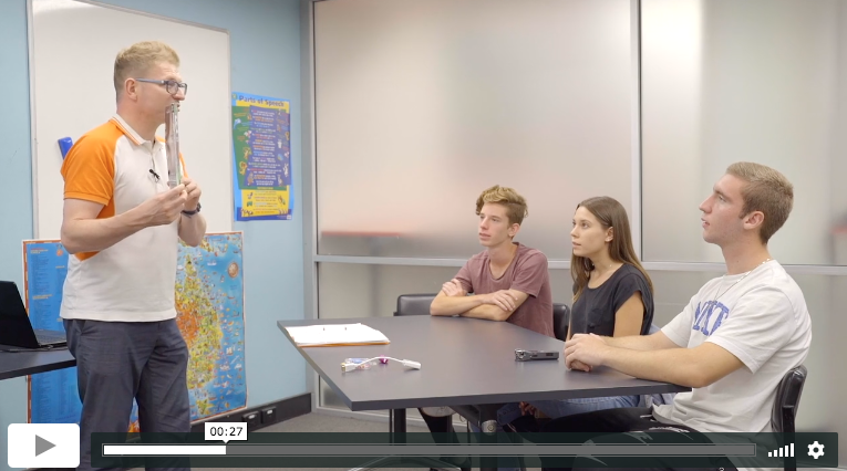 Video Role Play for Teaching Teens ESL
