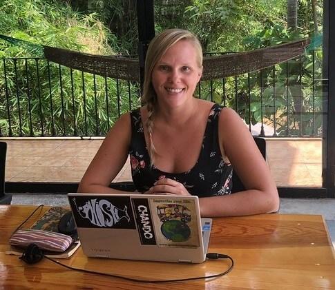 Rachel Digital Nomad