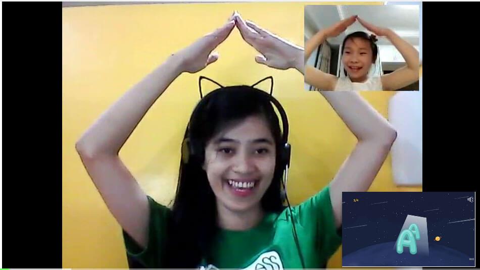 Juicy Mae, Teaching English Online