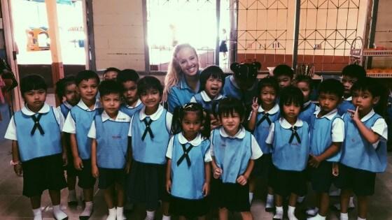 TEFL Teacher in Thailand