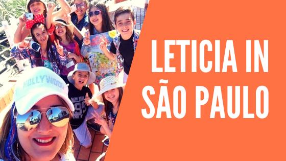 Leticia, English teacher in Brazil