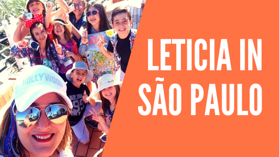 Leticia, English teacher in Brazil