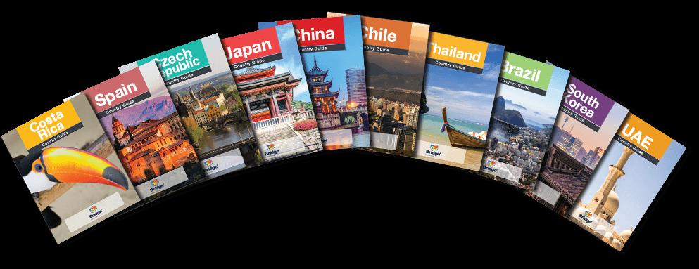 Bridge TEFL Country Guides