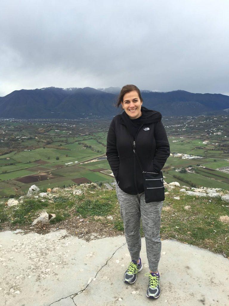Jennifer Landini, English Teacher in Rome