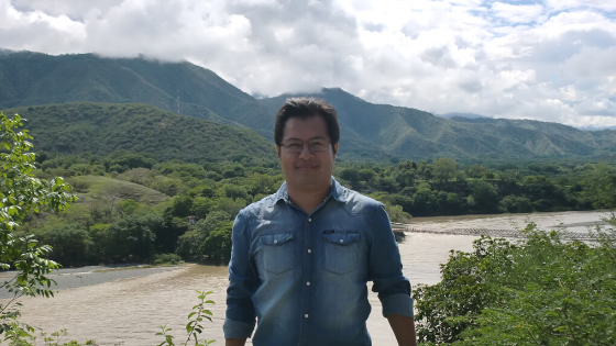 Niels, from Peru, teaches technical English as a freelancer.