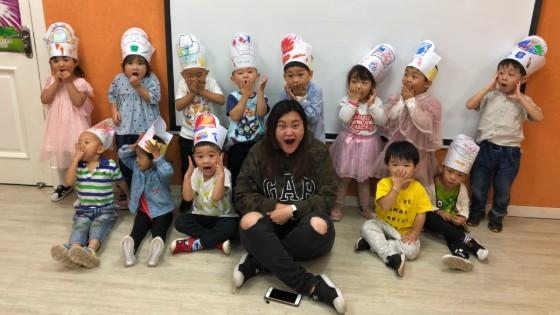Bridge grad, Shella, from the Philippines, teaching English in China