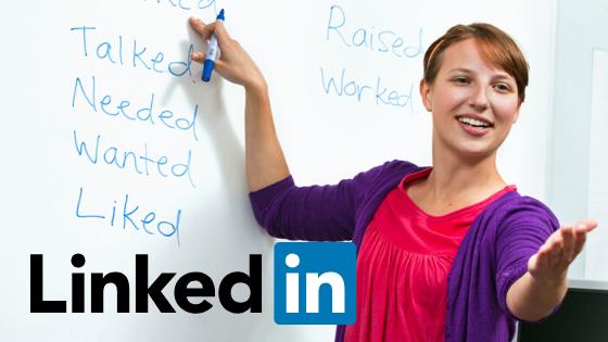 Use LinkedIn to Get TEFL jobs