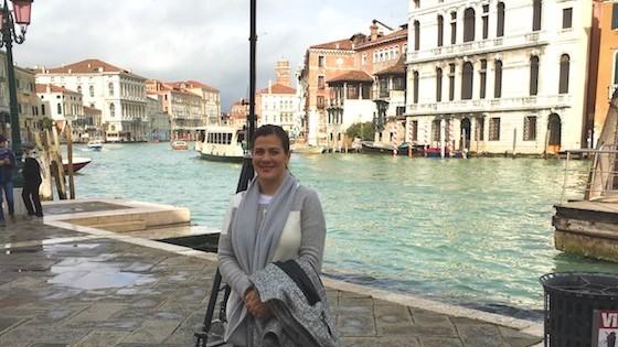 Jennifer, English Teacher in Italy