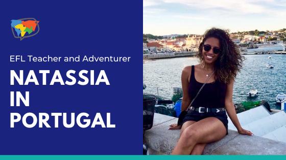 Natassia, EFL teacher in Portugal
