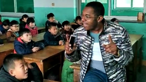 High School TEFL Teacher in China