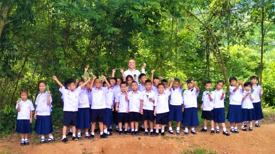 TEFL Teacher Abroad in Thailand