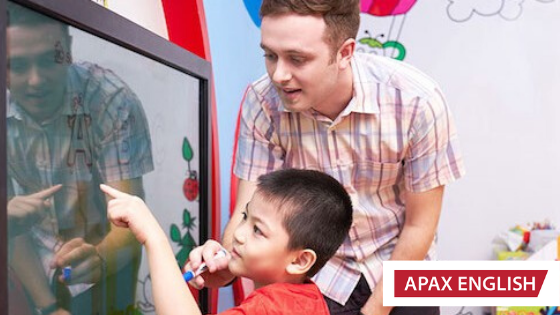 ESL Teacher at APAX English
