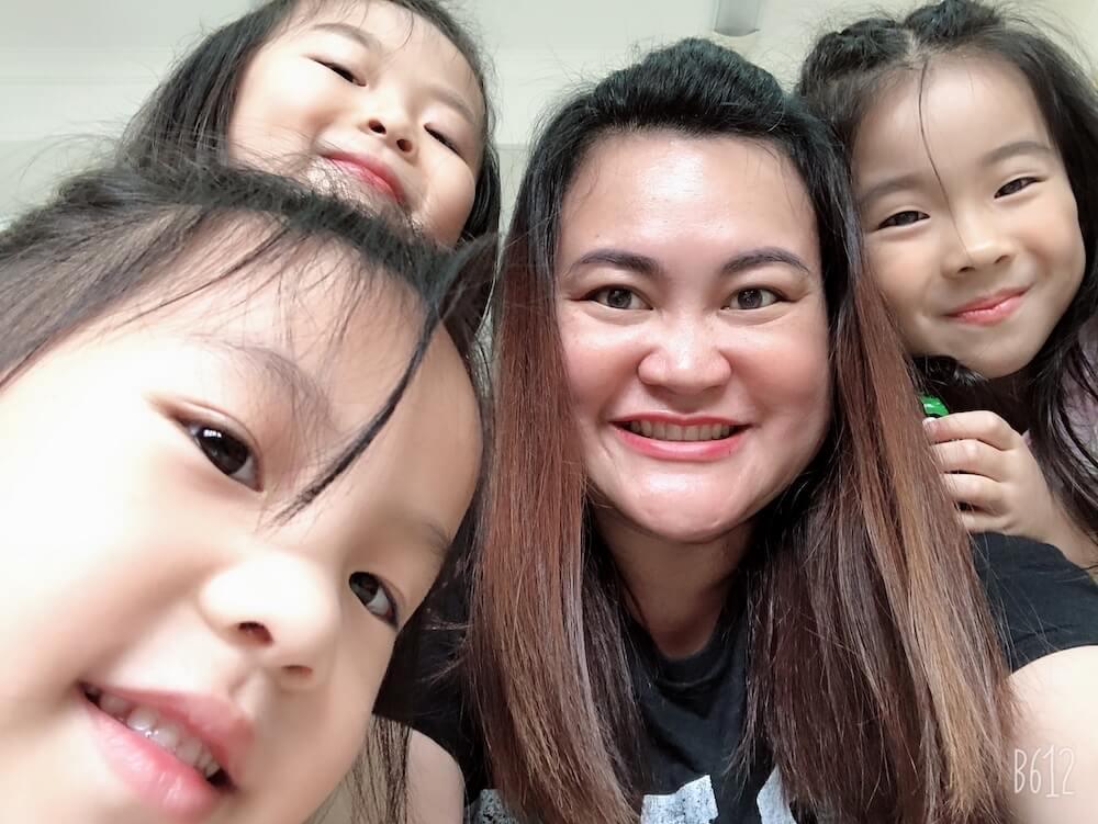 Shella Chua, Filipino Teacher in China