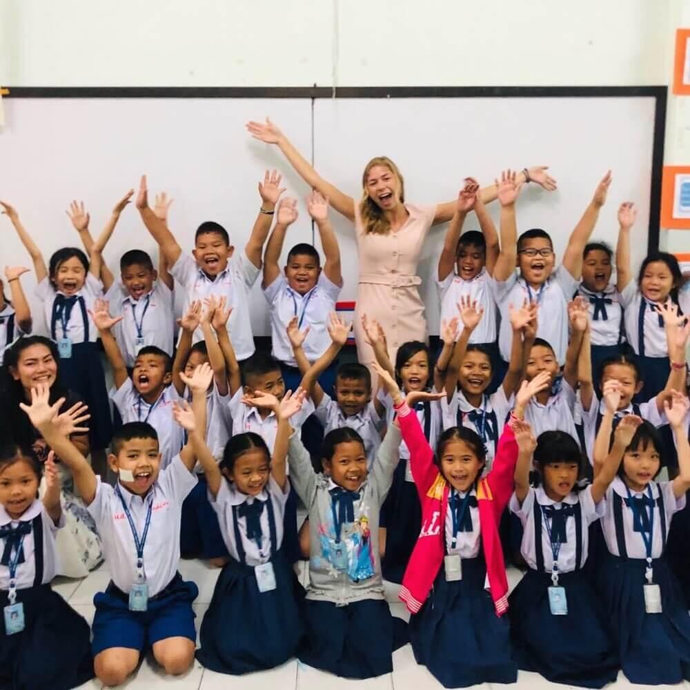 BFITS Thailand Teacher, Hayley