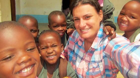 English Teacher in Tanzania