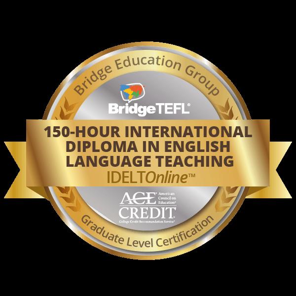IDELTOnline Digital Badge
