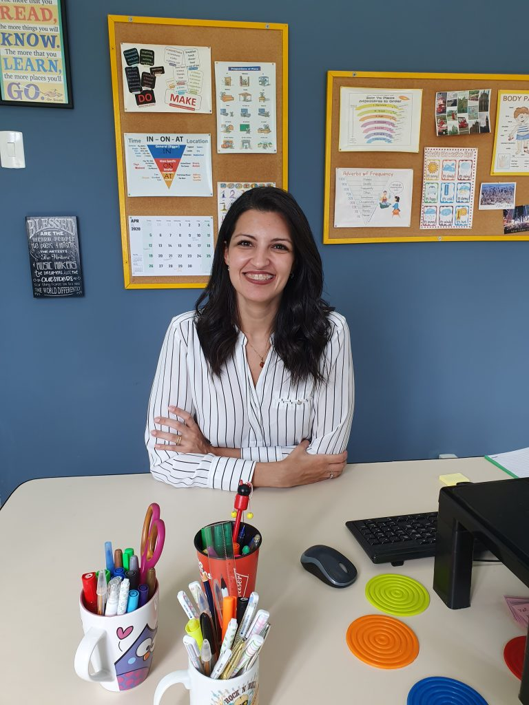 Carla, Freelance English Tutor