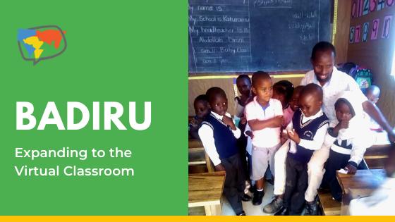 Badiru, Teacher in Uganda