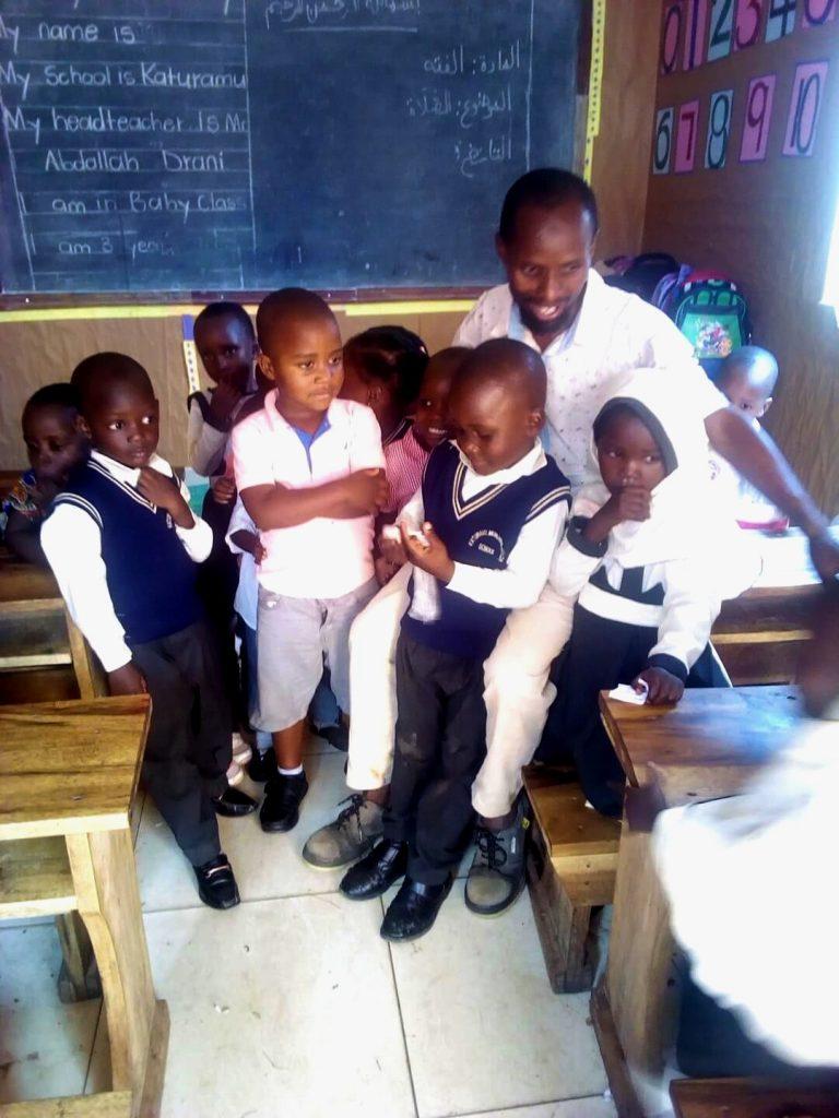 teaching English in Uganda