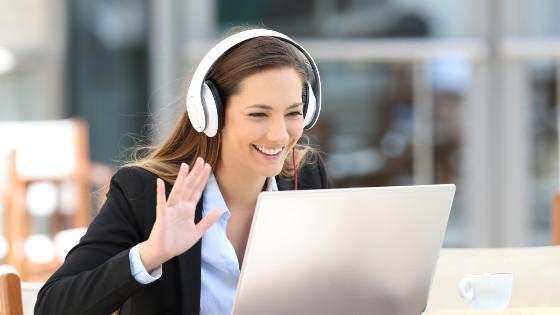 Online English teaching interview