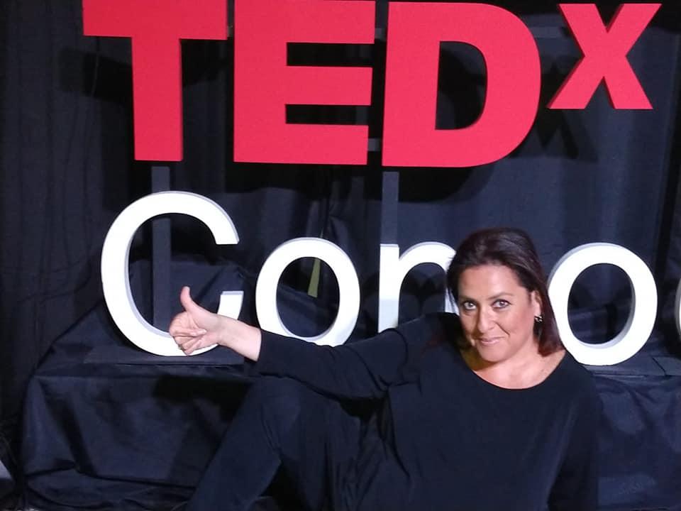teacher TED Talk