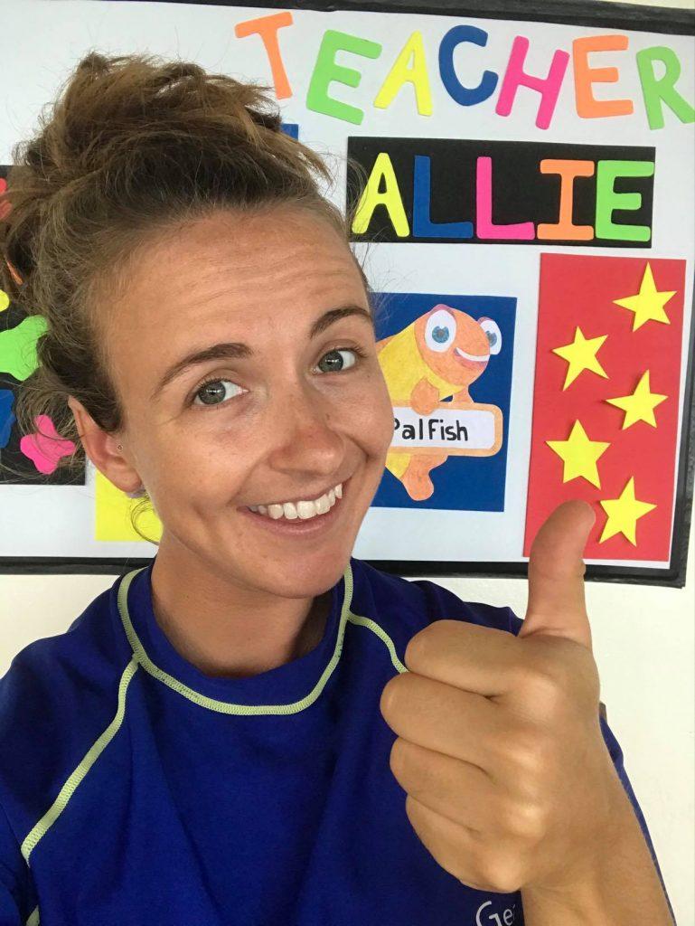 Allie Online Teacher
