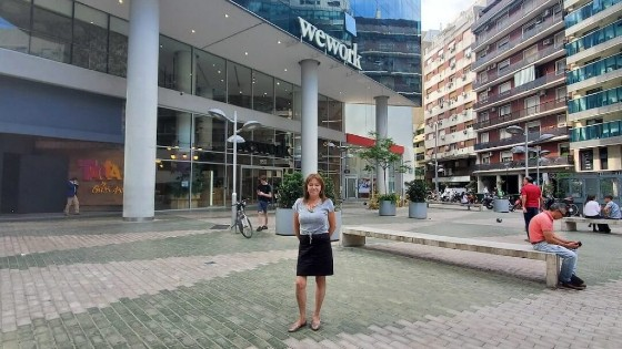 Cristina, Business English Teacher in Buenos Aires